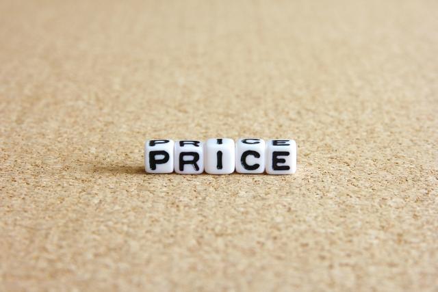 価格 イメージ