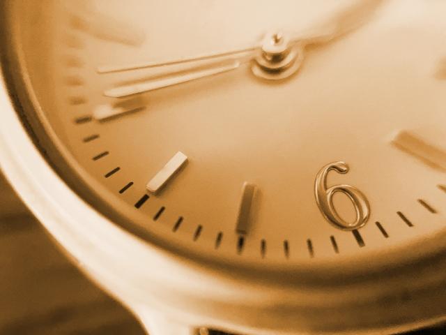 腕時計 文字盤