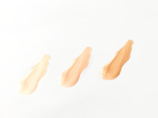 メンズ BBクリーム 色の違い